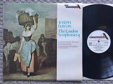 Haydn - London Symphonies 101 & 102 - Antal Dorati - Decca AoD stereo LP SDD 504