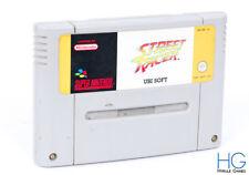 Street Racer - Super Nintendo SNES Retro Game Cartridge PAL
