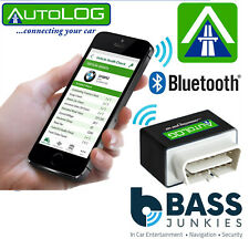 AUTOLOG OBD Bluetooth Car Van Truck Diagnostic Dongal Reader works iPhone App
