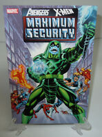 Avengers / X-Men: Maximum Security Ronan Marvel TPB Trade Paperback Brand New