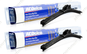 "ACDelco WINTER BEAM Wiper Blade 26"" & 22"" (Set of 2) Front - 8-3326 + 8-3322"