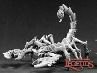1 x GIANT SCORPION - DARK HEAVEN LEGENDS REAPER miniature rpg jdr geant 2182