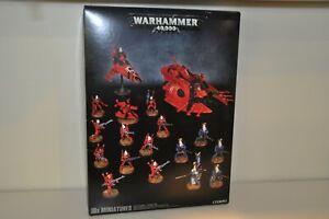 Warhammer 40k Streitmacht Der Eldar Unaufgebaut