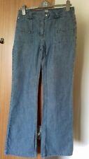 """Ladies Blue Jeans Size 10 R L 31""""  TU"""