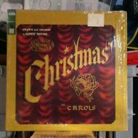 Robert Rheims - Merry Christmas In Carols -  vintage vinyl LP album  - in shrink