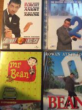 Rowan Atkinson [4 DVD] Mr.Bean + Johnny English + BEAN Katastrophenfilm + BEAN 2
