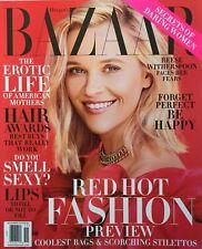 REESE WITHERSPOON November 2019 HARPER'S BAZAAR Magazine ALEXANDRA MICU +++
