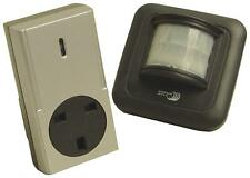 Home Easy HE861 403k Wireless Outdoor PIR and Socket Kit