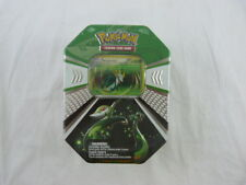 Pokemon 2011 Evolved Battle Action Fall Tin - Serperior - new sealed