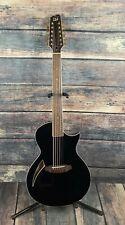 Esp Ltd Tl-12 Thinline Acoustic Electric 12 String Guitar
