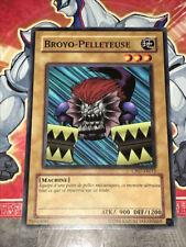Carte YU GI OH BROYO - PELLETEUSE CP07-FR012 x 3