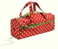 Prym handarbeitstasche Motivo: Polka Dots Rojo Blanco 612210