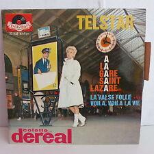 COLETTE DEREAL Telstar / A la gare Saint Lazare ... 27026