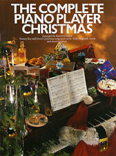 CHRISTMAS MUSIC COMPLETE PIANO PLAYER SONG BOOK XMAS SONGBOOK KEYBOARD SONGS