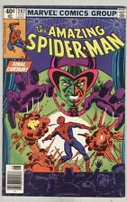 Amazing Spiderman #207 August 1980 FN Mesmero