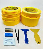 3M™ 244 Performance Masking Tape with Preparation Set, Painting Cars, Furniture