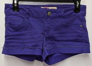 Lei Ashley Low Rise Shorts Size Juniors 1