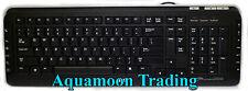 10 New HP Multimedia S/2 PS2 Black Desktop Wired Keyboard 5188-6077 5189