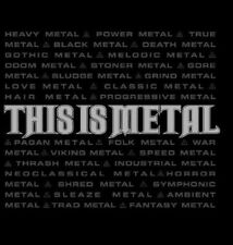 Various Artists - This Is Metal / Various [New CD]