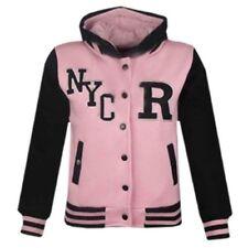 Sweats et vestes à capuches rose pour fille de 5 à 6 ans