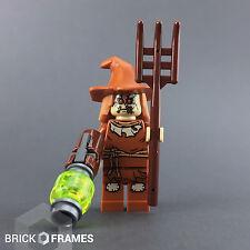 Lego Scarecrow Minifigure - BRAND NEW - DC Super Heroes 76054