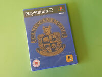 Canis Canem Edit Sony PlayStation 2 PS2 Game - Rockstar Games *NEW & SEALED*