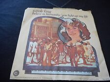 CAROLE KING You Light Up My Life / Believe In Humanity - 45 - ODE-66035