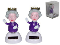 DANCING QUEEN  SOLAR POWERED GROOVER DANCER CAR, OFFICE HOME VERY CUTE BNIB