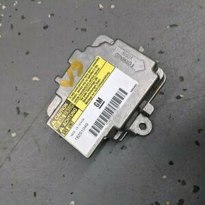 GM BOSCH SRS Airbag Sensor Module Holden Commodore VS 16201049 - TESTED!