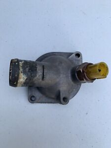90-97 Honda Accord 92-96 Prelude Engine Coolant Water Outlet Cover OEM