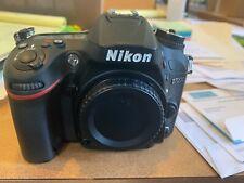 Nikon D7200 24.2 MP Digital SLR Camera - Black (Body Only)