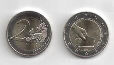 2 Euro Gedenkmünze 2011 aus Malta, Wahl der Abgeordneten, bankfrisch, bfr