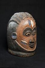 Igala Helmet Mask, Nigeria, African Tribal Arts, African Masks