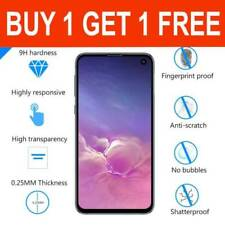 samsung galaxy s10 screen protector full cover clear tempered glass