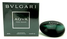 Bvlgari Aqva Pour Homme Cologne 5.0 oz Eau De Toilette Spray for Men New in Box