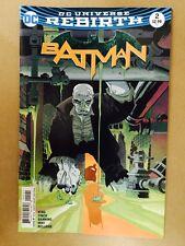 BATMAN #2 REBIRTH 1ST PRINT DC COMICS (2016) TIM SALE VARIANT COVER TOM KING