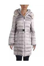DKNY 5494 Womens Down Faux Fur 3-In-1 Parka Coat
