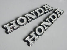 Honda CB CL SL 100 175 350 CL90 S90Z S110 Fuel Gas Tank Aftermarket Emblem Badge