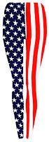 Girls Stars And Stripes USA Patterned Leggings Kids Trousers New Ages 7-13 Years