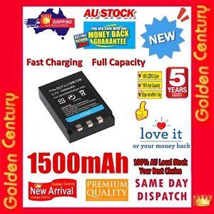 *2021* 1500mAh Battery For OLYMPUS Camedia C-760 Ultra Zoom