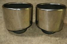 Porsche 911 (993) Carrera 2 4 Targa Turbo C4S Stuttcars Stainless Exhaust Tips