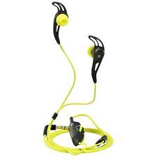 Adidas Sennheiser Mx 680 Sport Auriculares de alto rendimiento Negro/Amarillo en Caja Uk   lahistoriadelblues lasraíces lamúsica lagenteporFrancisDavis