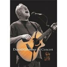 """DAVID GILMOUR """"DAVID GILMOUR IN CONCERT"""" DVD NEUWARE"""