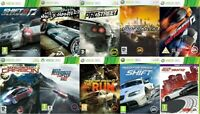 Need For Speed: Xbox 360 Bundle Up or Buy 1 - Excellent - Super Fast Delivery