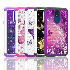 Phone Case for AT&T PREPAID LG Neon Plus ,Crystal Bling Shockproof Cover