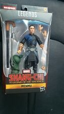 Marvel Legends Shang-Chi - Wenwu -  6 inch Action Figure  New in Packaging