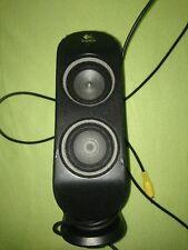 R530 LOGITECH Hinterer Hinten Linker Links Lautsprecher Box X-530 5.1 SURROUND
