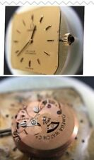 Authentic Omega De Vill  Automatic  Movement  Dial And Crystal