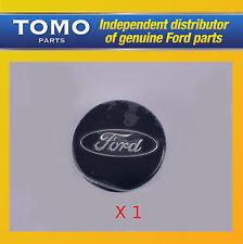 New Genuine Ford Focus C-Max 2003-2015 Alloy Wheel Blue Centre Cap X1 1429118