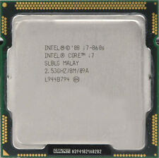 Intel Core i7-860S 2.53GHz LGA1156 SLBLG 4-Core 8MB Cache CPU Processor